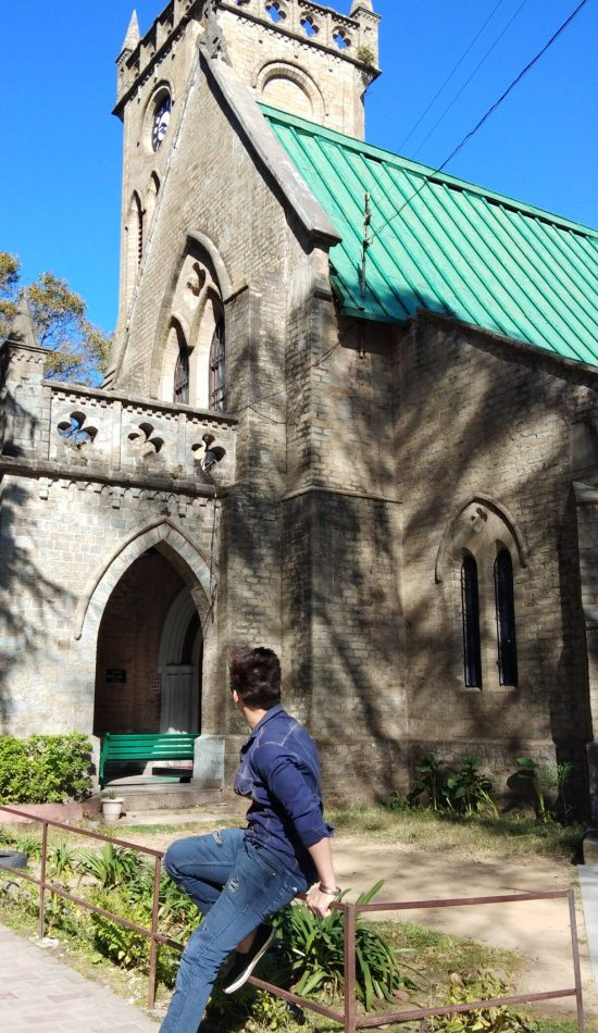 places to see in kasauli